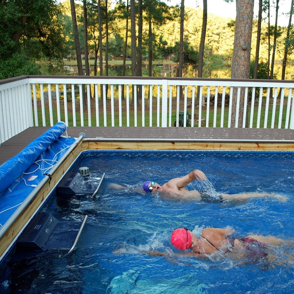 Endless Pools Swim Spa Swimming Pool | Crown Spas & Pools Winnipeg
