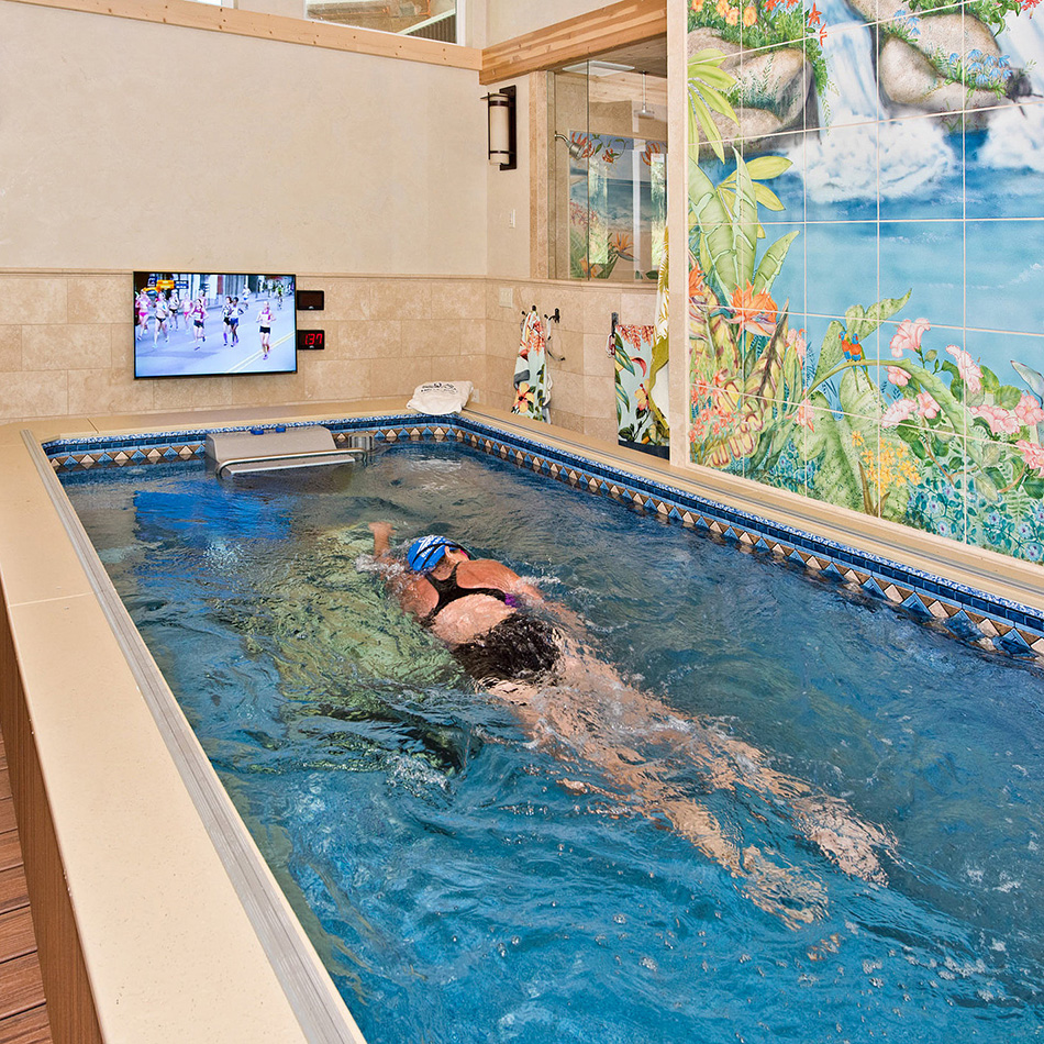 Endless Pools High Performance Swim Spa | Crown Spas & Pools