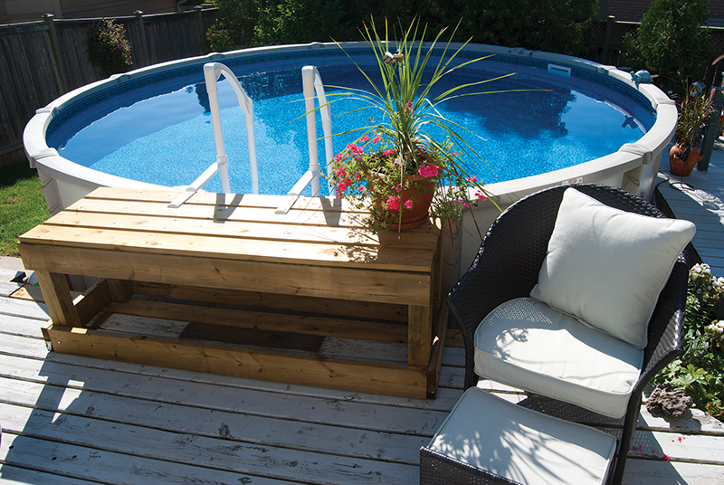 Above Ground Swimming Pools Crown Spas Winnipeg