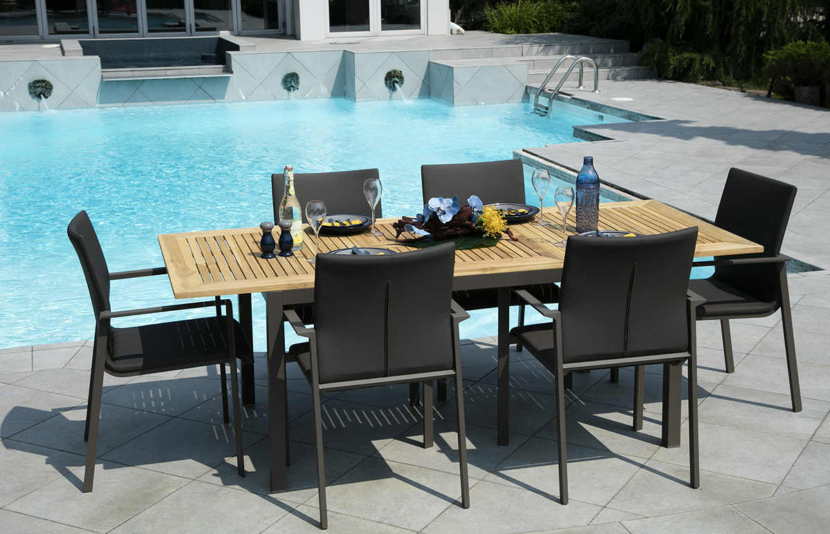 San Marino Dining Collection Crown Spas Amp Pools