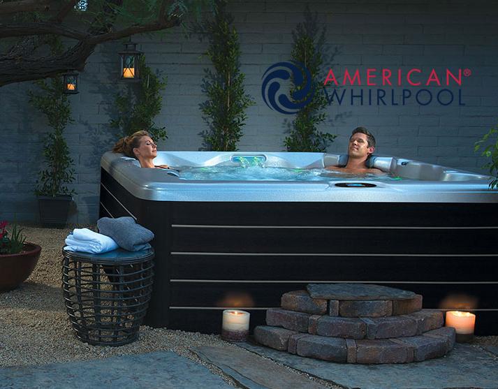American Whirlpool 261 Hot Tub – Crown Spas & Pools