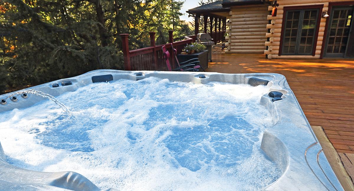 Dream Series Custom Hot Tubs – Crown Spas & Pools