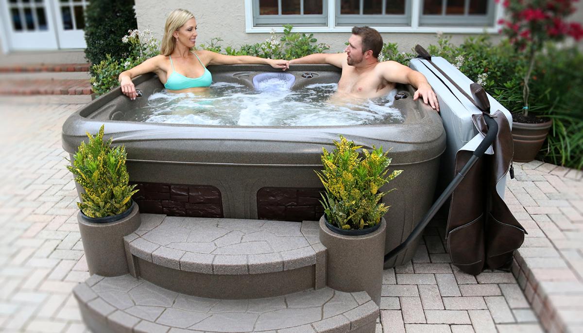 Dream Maker Plug Play Hot Tubs