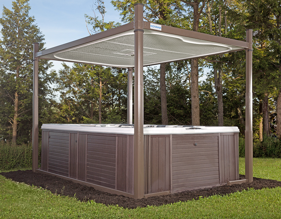 Covana Hot Tub Covers Main Image
