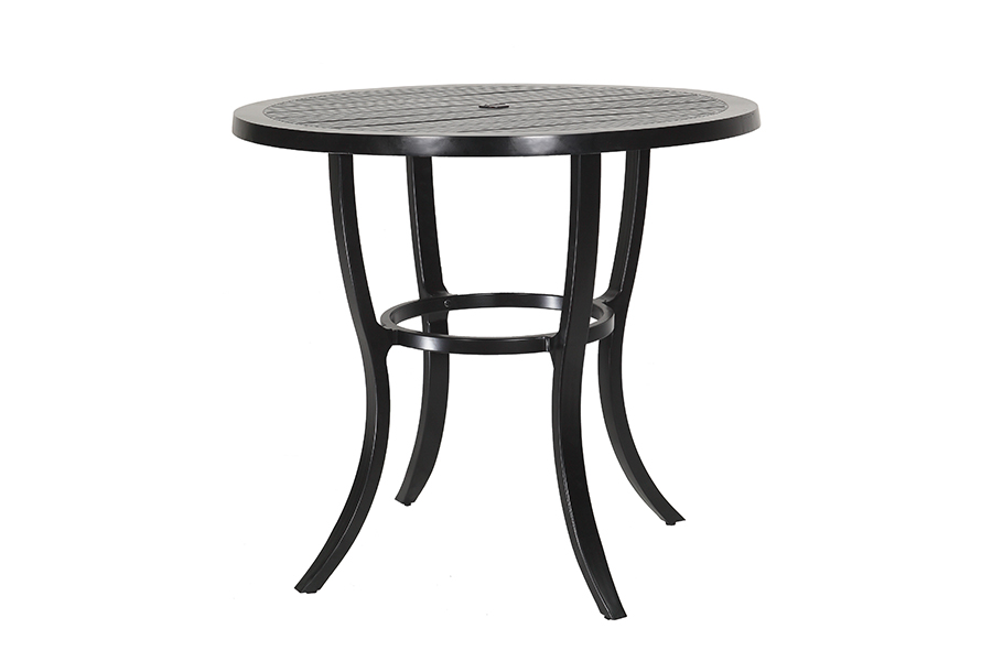 Grand Terrace Round Bar Table