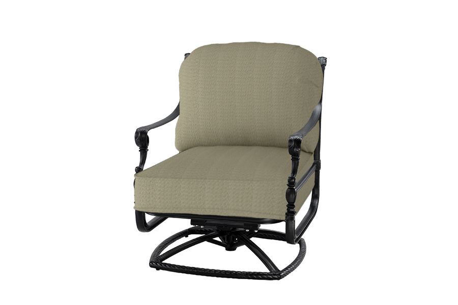 Grand Terrace Swivel Rocking Lounge Chair