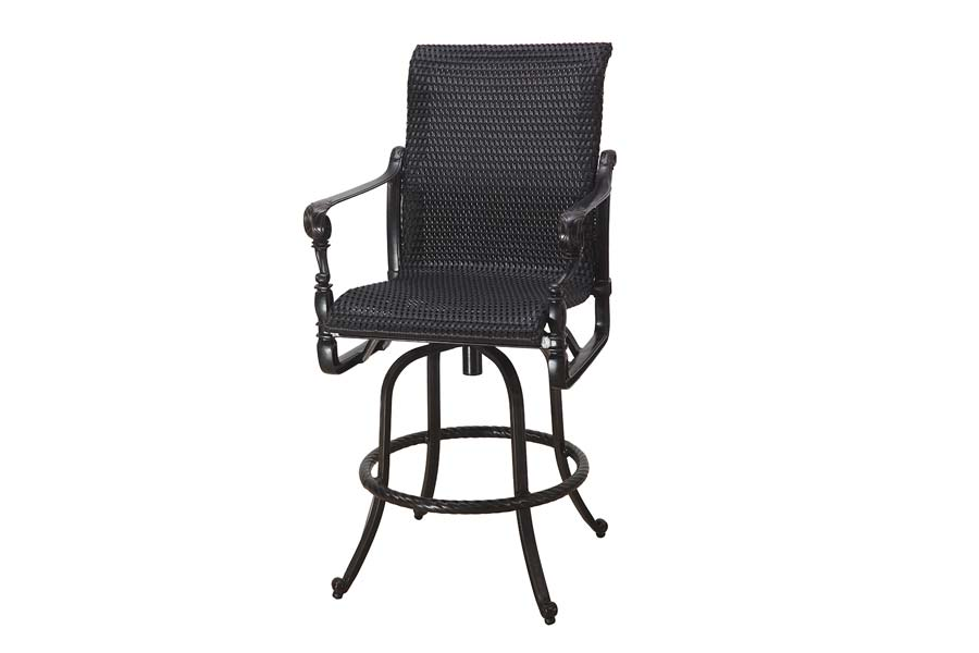 Grand Terrace Swivel Bar Chair
