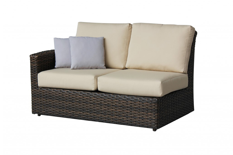 Portfino Right Arm Loveseat
