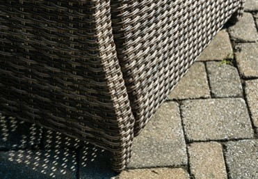 Melrose Wicker Detail