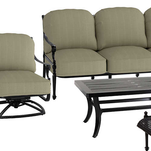 Grand Terrace Patio Set