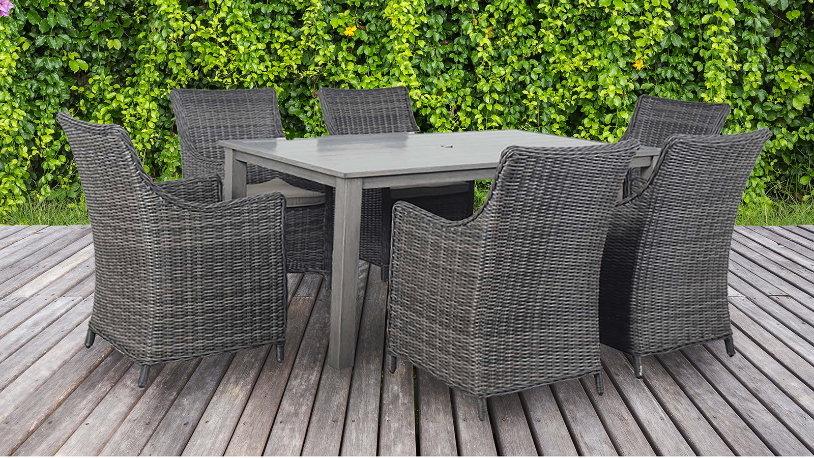 Lake Mead Outdoor Dining Set