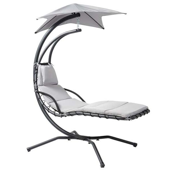 Dream Suspension Chair Gray