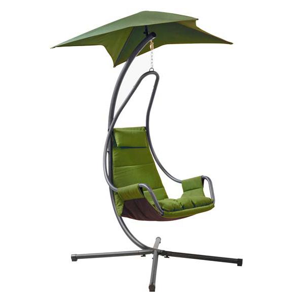 Mystic Suspension Chair Green