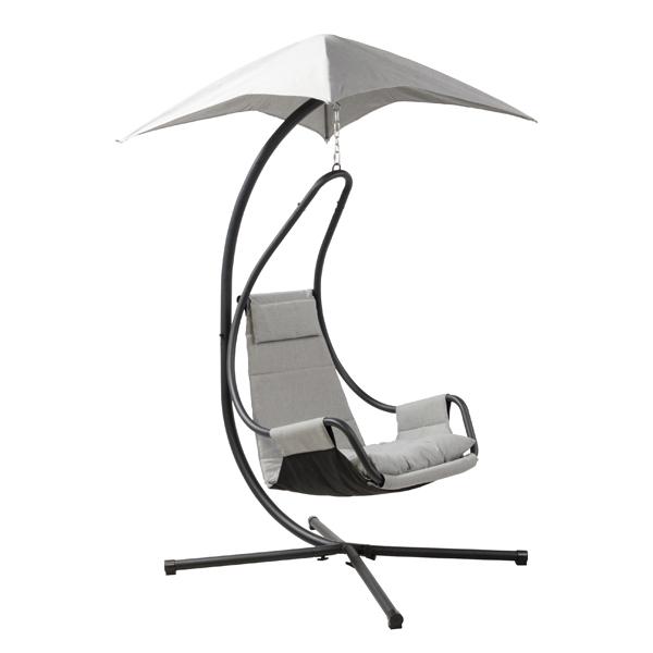 Mystic Suspension Chair Gray