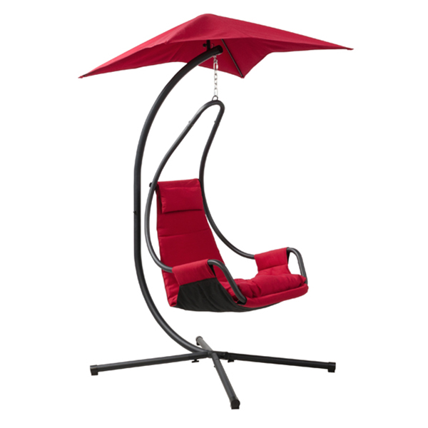 Mystic Suspension Chair Red