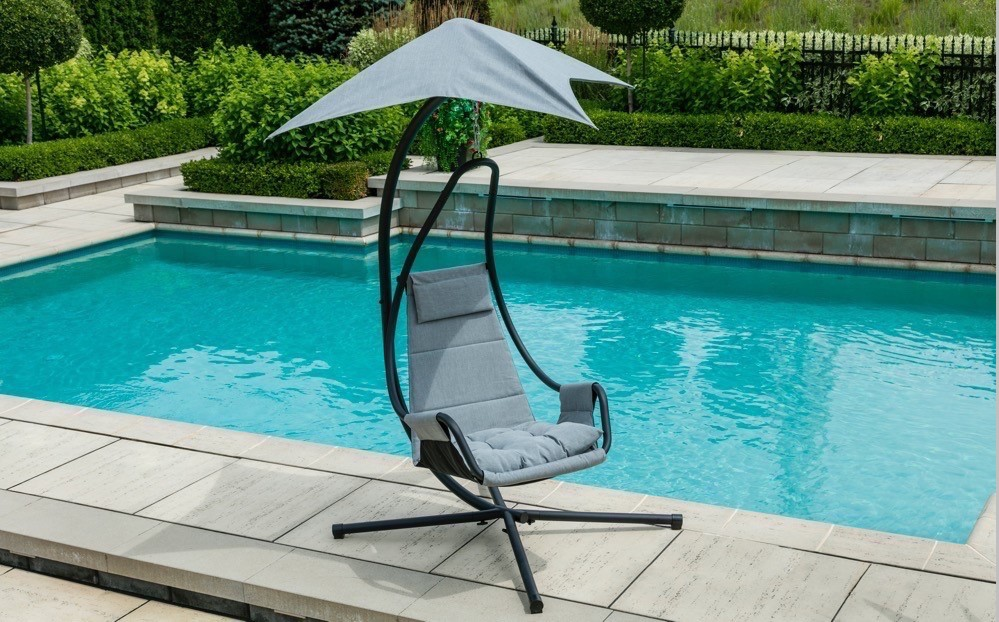 Outdoor Suspension Chair Collection Crown Spas Amp Pools